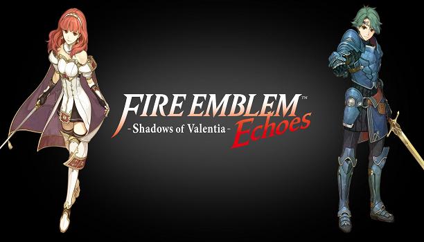 ¡NuevoS Fire Emblem llegarán a 3DS y Switch!