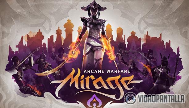Mirage: Arcane Warfare ya cuenta con beta cerrada
