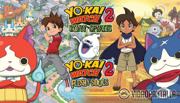 Hoy sale a la venta yo kai watch 2 presentaci n en espa a for Sale de bain yo kai watch 2