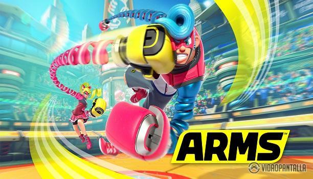 [Primeras impresiones] Una mañana con ARMS