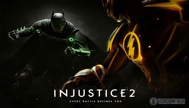 Injustice 2, así ha sido la presentación en España
