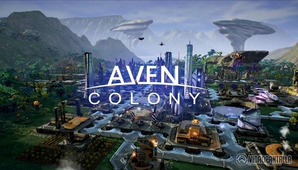 [Breve] Nuevo tráiler de Aven Colony para consolas centrado en la interfaz