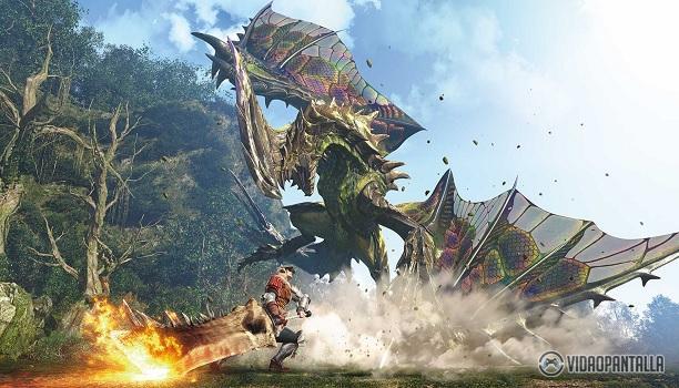 Capcom registra Monster Hunter: World