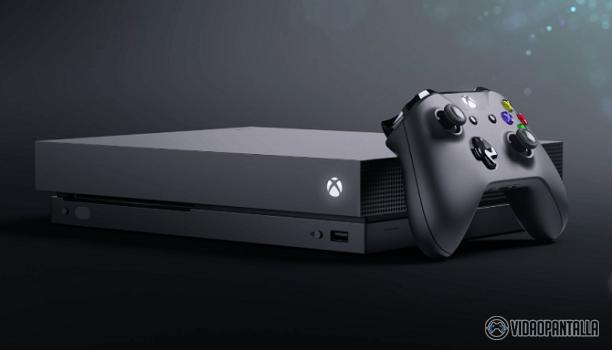 Llega Xbox One X, la consola más potente del mundo