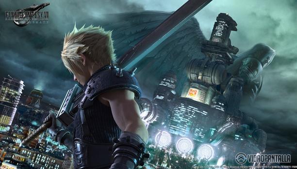 Final Fantasy VII Remake avanza bien en su desarrollo