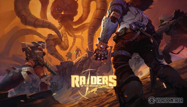 [Primeras impresiones] Raiders of The Broken Planet