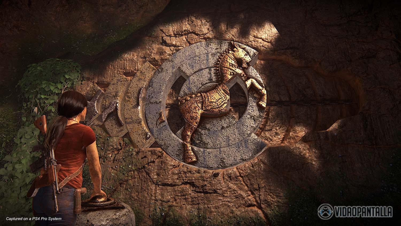 Así fue la presentación de Uncharted: El Legado Perdido en Madrid