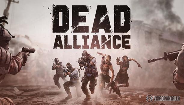 Fecha de salida de Dead Alliance