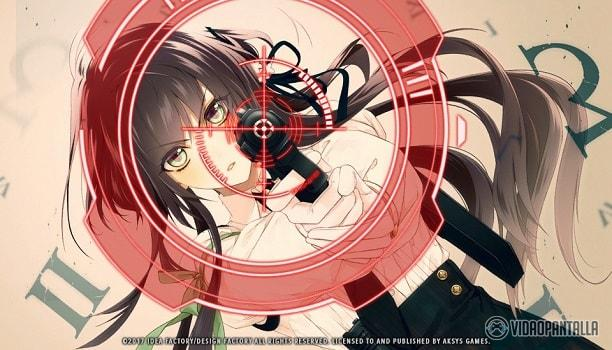 Collar X Malice ya está disponible en PlayStation Vita