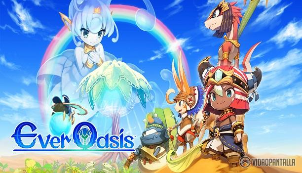 [Análisis] Ever Oasis