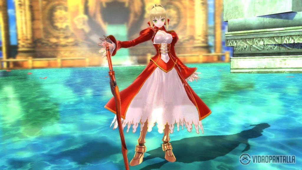 [Análisis] Fate/Extella: The Umbral Star