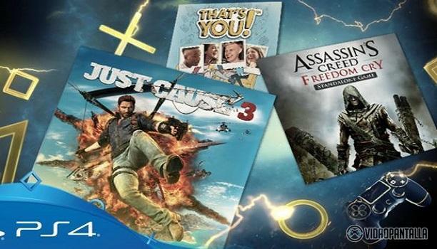 Anunciados los juegos del PlayStation Plus de agosto
