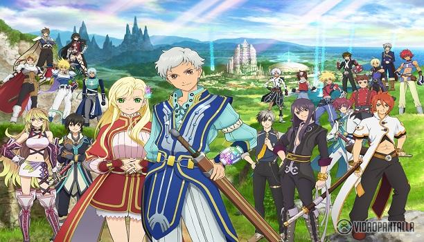 ¡Oficial! Tales of the Rays llegará a Europa