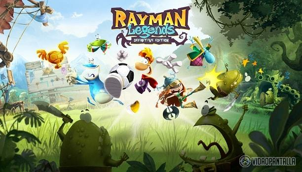 La demo de Rayman Legends: Definitive Edition ya disponible en Nintendo Switch