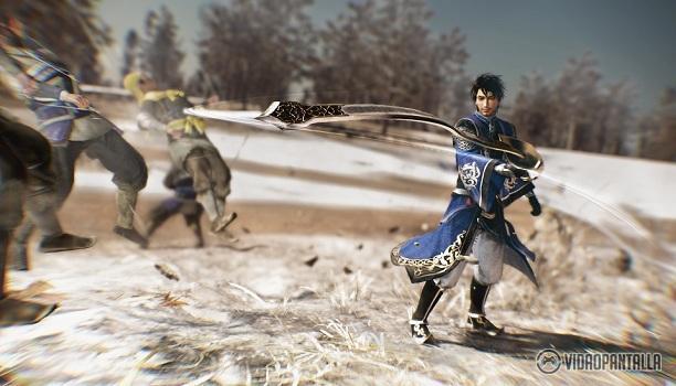 Narrativa y nuevo personaje de Dynasty Warriors 9