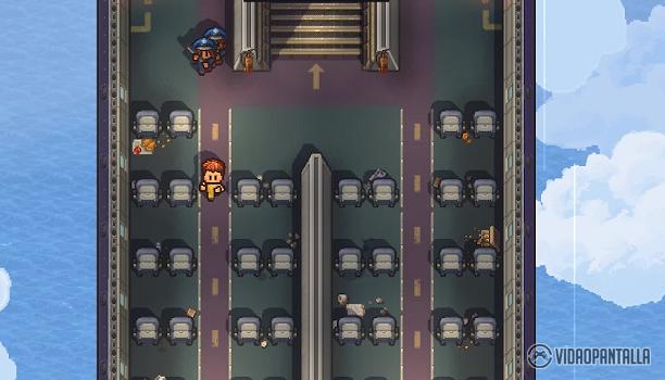 The Escapists 2 muestra tres nuevas cárceles