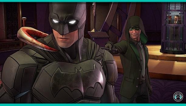 Llega el segundo episodio de Batman: The Enemy Within