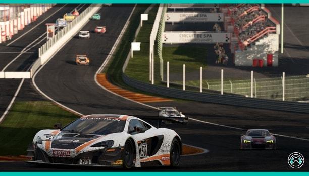 Una mañana con Forza Motorsport 7 y Xbox One X