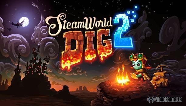 SteamWorld Dig 2 presenta su banda sonora con El Huervo