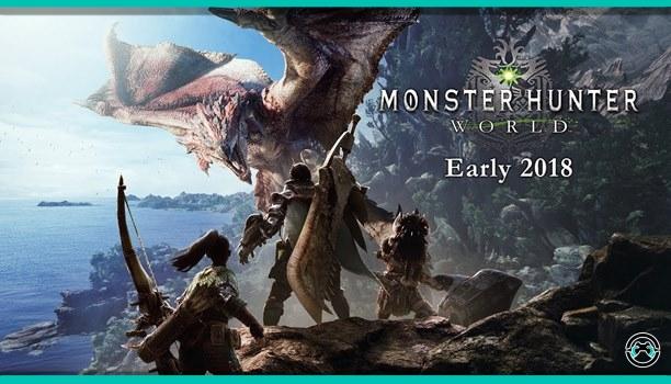 Nuevos detalles de Monster Hunter World desde el TGS