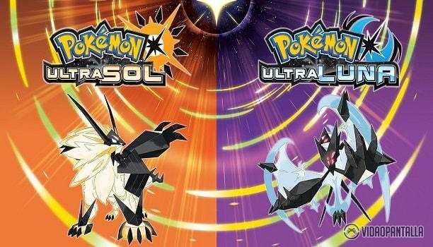 ¡Las guías oficiales de Pokémon Ultrasol y Ultraluna llegan en noviembre!