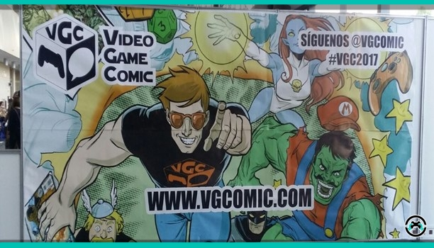 ¡Asistimos a la Video Game Comic de Alicante de este año!