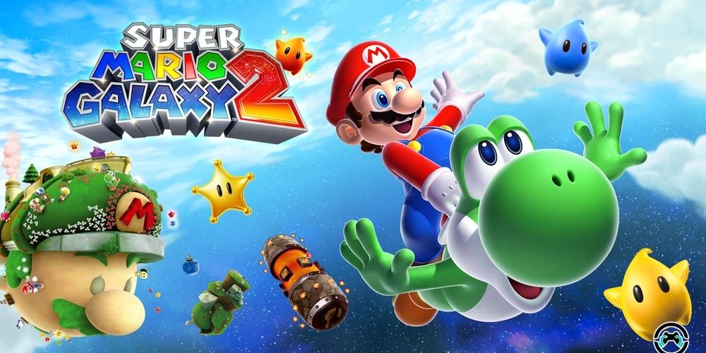 Desbloquea Super Mario Galaxy 2 en Super Mario 3D All Stars