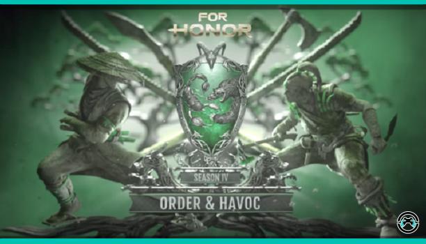 La temporada 4 de For Honor estará disponible mañana