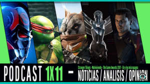 PODCAST 1x11 EA Y Battlefront 2, Games Award 2017, Mass Effect Andromeda y Stranger Things 2