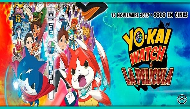 [Impresiones] Preestreno de Yo-kai Watch La Película