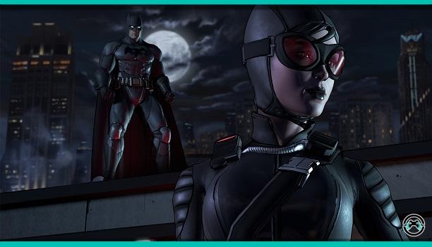Disfruta del nuevo tráiler de lanzamiento de Batman: The Telltale Series para Nintendo Switch