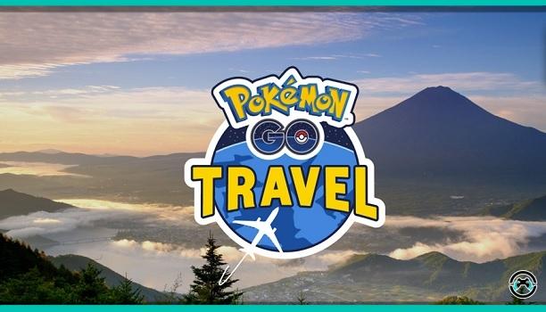 "Niantic anuncia ""Pokémon Go Travel"""