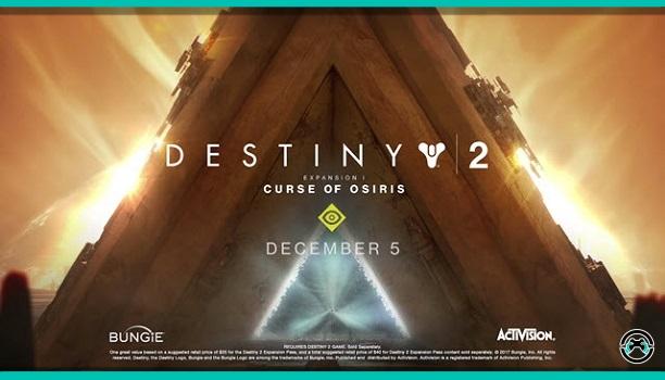 ¿Preparados para el primer DLC de Destiny 2?