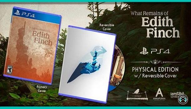 El aclamado What Remains of Edith Finch tendrá edición física