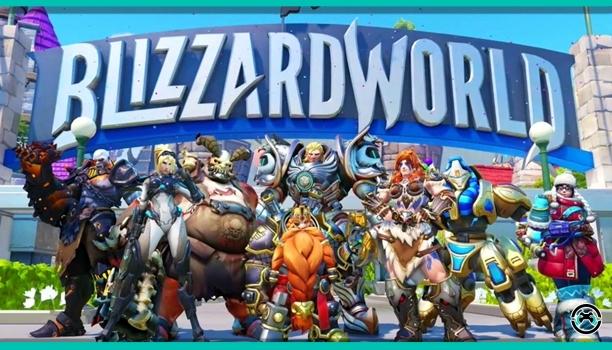 Blizzard World, así es el nuevo mapa de Overwatch