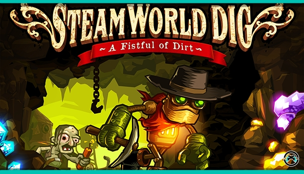 [Análisis] Steamworld Dig para Switch