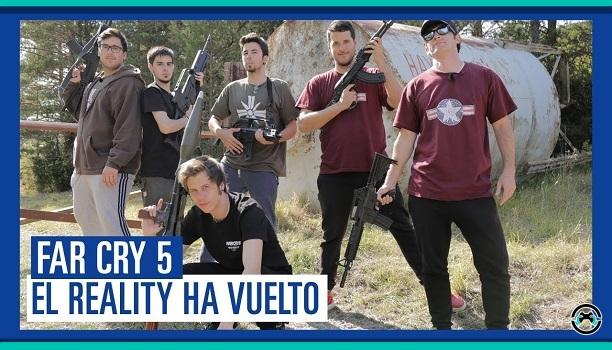 Far Cry 5 El Reality