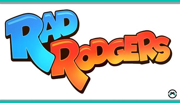 Rad Rodgers ya se encuentra disponible en PlayStation 4 y Xbox One
