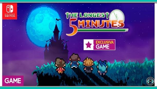 The Longest Five Minutes llega en físico a Switch solo en GAME