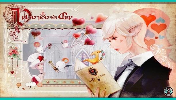 El amor se apodera de FINAL FANTASY XIV Online