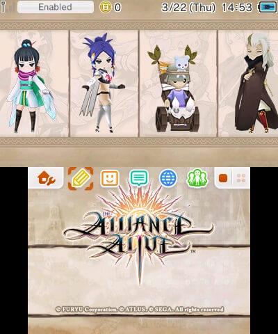 The Alliance Alive ya se encuentra disponible en Nintendo 3DS