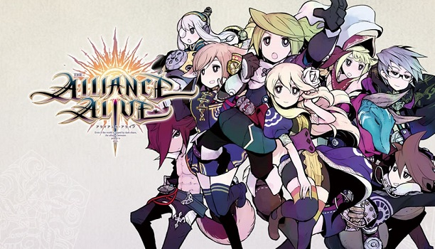 The Alliance Alive ya se encuentra disponible en Nintendo 3DS