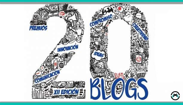 ¡Ayuda a VidaoPantalla en los Premios 20 Blogs 2018!
