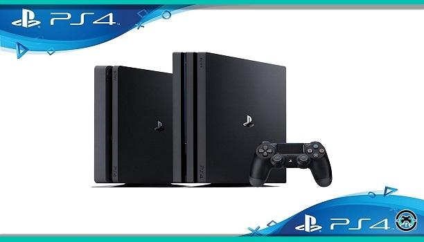 Las consolas PlayStation 4 rebajan su precio en 50 euros