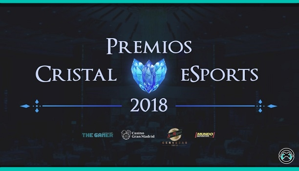 Anunciada la primera edición de los Premios Cristal eSports