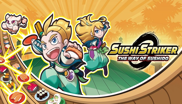 Sushi Striker: The Way of Sushido, el poder del sushi en nuestras manos