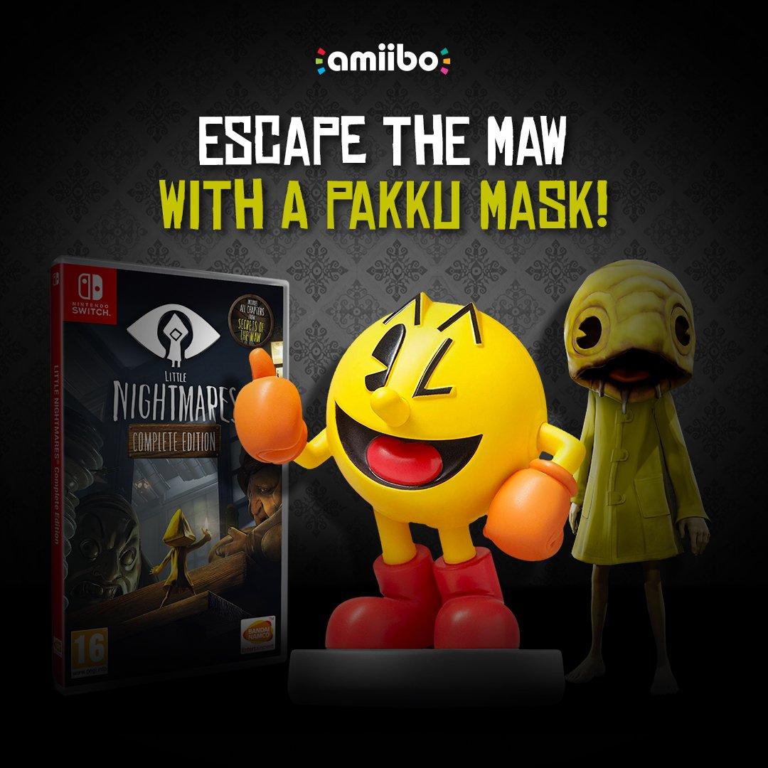 Little Nightmares: Complete Edition ya está disponible en Nintendo Switch