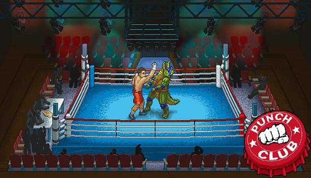 Punch Club ya se encuentra disponible en Nintendo Switch
