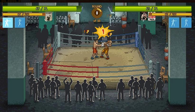 Punch Club llegará a Nintendo Switch la próxima semana