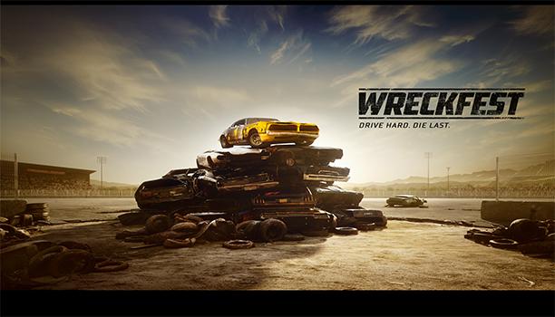 La velocidad y la acción ya están disponibles con Wreckfest para PC